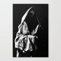 Cryptic Canvas Print