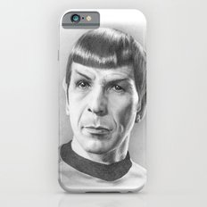 Spock - Fascinating (Star Trek TOS) iPhone 6 Slim Case
