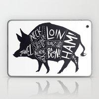 Sir Loin  Laptop & iPad Skin