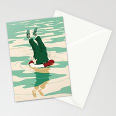 When helping goes bad Stationery Cards