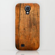 Wood Texture 340 Galaxy S4 Slim Case