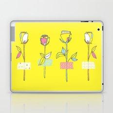 Rosewall (on yellow) Laptop & iPad Skin