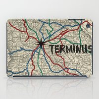 Terminus Map iPad Case