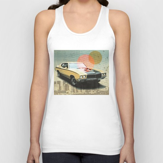 Buick Gran Unisex Tank Top