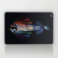 Blazing Sword Laptop & iPad Skin