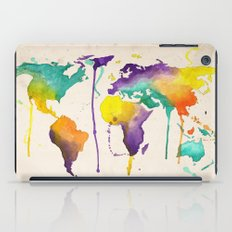 World Splash iPad Case