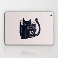 World Domination For Cat… Laptop & iPad Skin