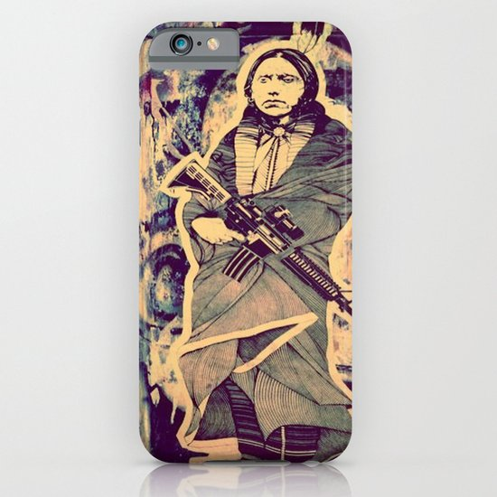 My guardian spirit iPhone & iPod Case