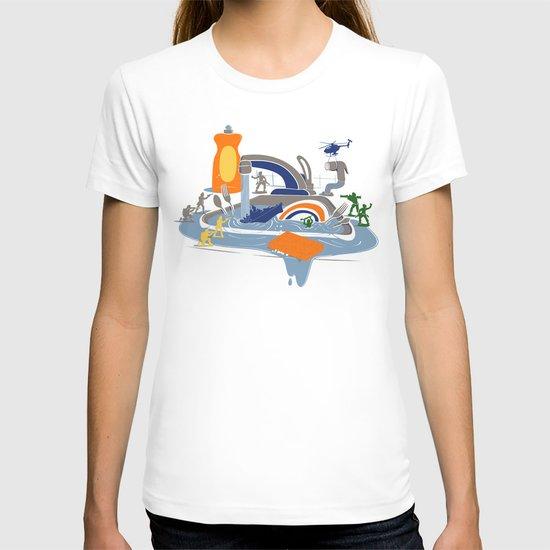 Sink Sank Sunk T-shirt