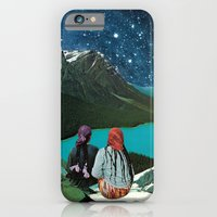 iPhone & iPod Case featuring CLAIRVOYANCE by Beth Hoeckel Collage & Design