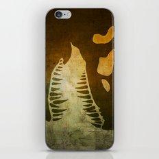 Jurassic Minimalist iPhone & iPod Skin