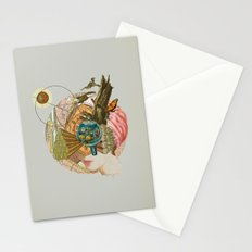 Hidden Beauty  Stationery Cards