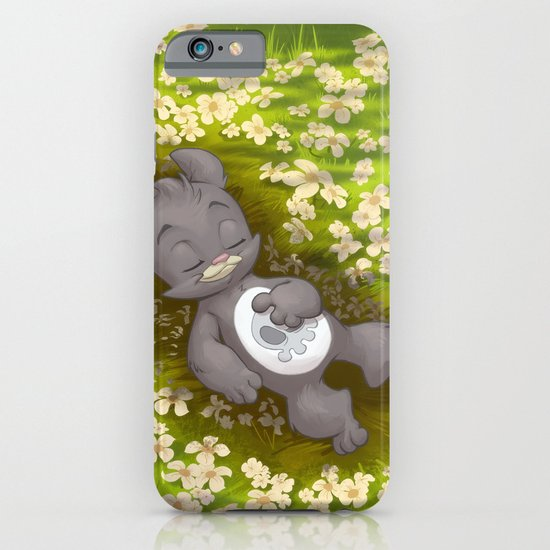 Flowery Death iPhone & iPod Case