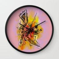 Silent Thrill Wall Clock