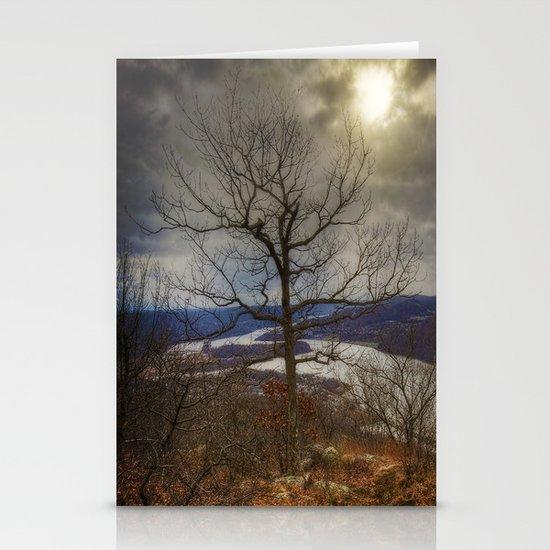 Hudson Highlands Stationery Card