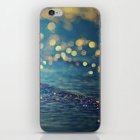 Beach Bokeh iPhone & iPod Skin