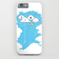 Young Clouds fooling around iPhone 6 Slim Case