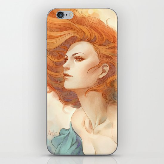 Pepper Breeze New iPhone & iPod Skin