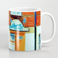 THE WELBURY Mug