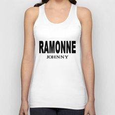 Beck: Koyuki's RAMONNE JOHNNY T-Shirt Concept Unisex Tank Top