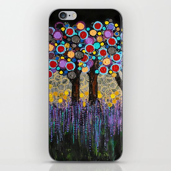 :: When Night Falls :: iPhone & iPod Skin