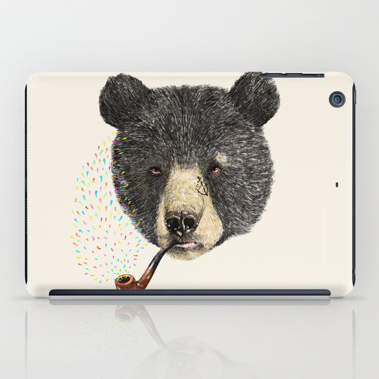 BLACK BEAR SAILOR iPad Case