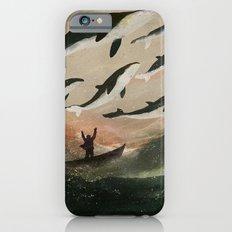 Minke Whale Migration Slim Case iPhone 6s