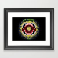 It's Morphin' Time - Gre… Framed Art Print