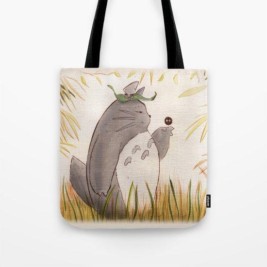 Silent Guardian Tote Bag