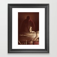 The Mandrake Framed Art Print