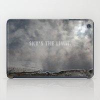 Sky's The Limit iPad Case