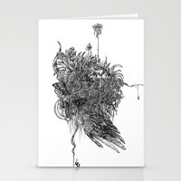 Grey Days Stationery Cards