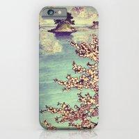 sunset iPhone & iPod Cases featuring Watching Kukuyediyo by Kijiermono