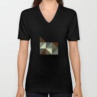 Geometric Oregon Unisex V-Neck