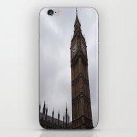 Big Ben London iPhone & iPod Skin