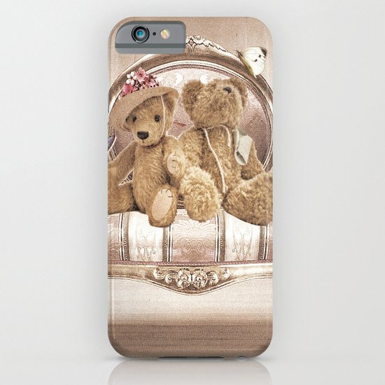 Teddies iPhone & iPod Case