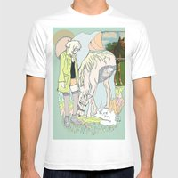 Us And Them: Candy (hors… Mens Fitted Tee White SMALL
