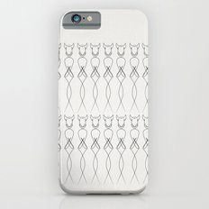 One line nude Slim Case iPhone 6s