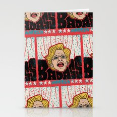 American Badass Stationery Cards