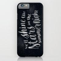 Shine Like Stars - Summer iPhone 6 Slim Case