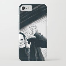 A Stupid Mask Is Not Going To Make You Invincible, Dude iPhone 7 Slim Case