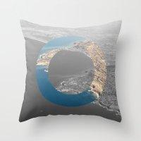 AMERICA #2 Throw Pillow