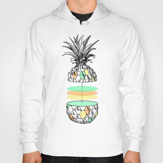 Sliced pineapple Hoody