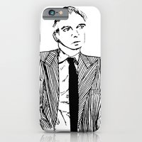 iPhone & iPod Case featuring Gent by Julianne Ess