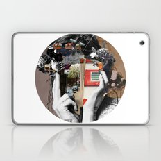 Crazy Woman - LisaLaraMi… Laptop & iPad Skin