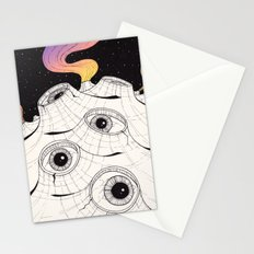 planets have ears Stationery Cards