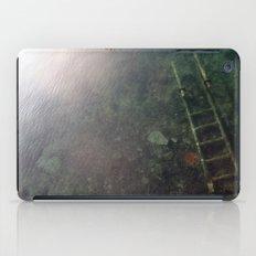 lost ladder iPad Case