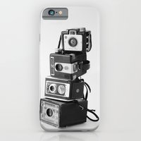 Camera Stack iPhone 6 Slim Case