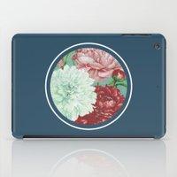 Floribus Orbis iPad Case