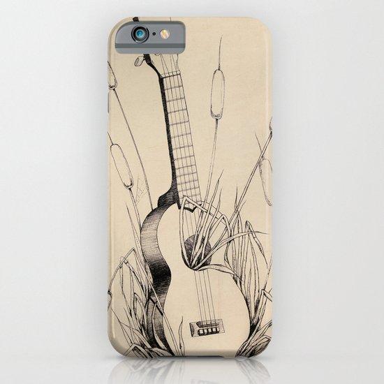 Ukulele iPhone & iPod Case